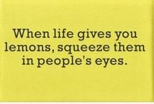 Good advice / by Brenda A