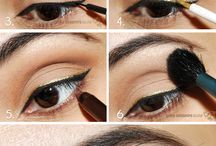 to share beauty tricks
