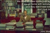 Books and Movies  / by Erica Cwodzinski