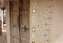 entrees / doors