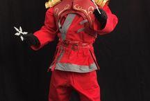 Roter Ninja