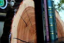 DIY crafts (wood stuff) / by Kellie Schulz