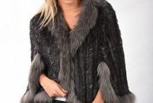 Jayley Fur / Jayley Fur Collection - Ponchos, Fur Jackets, Fur Wraos, Fur Collara