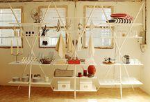 display/shelves
