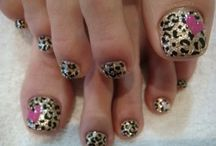 Nails, hair & Makeup!