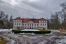 Siedlec - Pałac