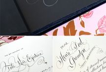 Typography fonts / Typography and creative use of lettering