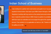 Testimonials - MBA admission consultants reviews in Delhi / MBA Dream Thankful for the Testimonials by MBA Students who consulted by the MBA Admissions Consultants. NYU Stern MBA I made it to NYU Stern, Private quity has been my dream and be able to rub shoulders with Wall Street bigwigs was my dream. The dream has come true, NYU Stern is my destination this fall. Thanks MBA Dream for the effort. Rohan Gupta Class of 2014 . NYU Stern
