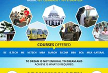Admission for 2016 - 2017 / Click this board to know about the admission fee and courses available for 2016 - 17 batch students.