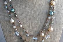 Crochet beaded jewellery / Crochet beaded jewellery