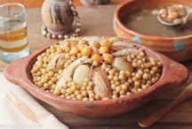 Middle eastern desserts/food