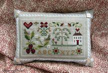 Pin cushions and smaller treasures