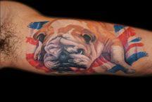 Micky tattoo