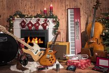 Gifts for Musicians & Music Lovers / Our gift suggestions for Christmas! We wish you a merry, merry X-Mas!