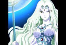 Goddess Artemide