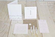 Wedding | White