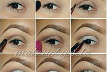 prom / prom makeup and hair