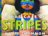 A bad case of the stripes / Bookclub