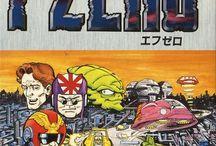 Game box art