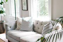 Paulette's Living Room