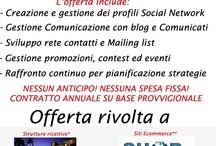 Gestione Social Media Marketing