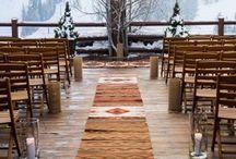 Свадьба сноуборд