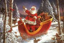 Santa / by Mary McKinney
