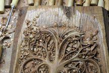 dřevo - wood