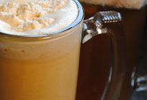 butter beer and spiced alcohols