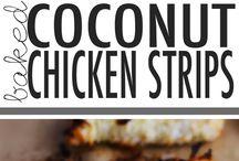 Chicken recipes / by Arianna Ramirez