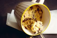 Recipes - mug cakes