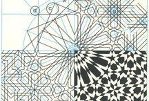 Deconstructed Islamic Geometry Pattern Design