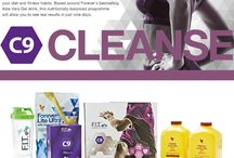 9 Day Cleanse / Body cleanse designed to kick start your weight loss.