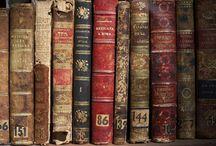 Old Books / by Lauren Mitchell