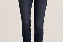 Cuffed jeans / Jeans