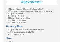 recetas deliciosas / by mercedes daza ramirez