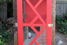 Chicken Coop Ideas / by Adam McLane