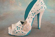 Sapatos de açucar