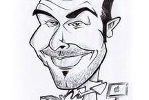 Faces of AmeriCommerce / AmeriCommerce Caricatures #americommerce #caricatures