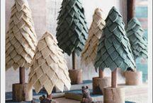 Christmas crafting / by Maegan Kinvig