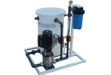 Membrane Cleaning Skid