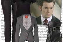 Torchwood Outfits