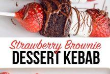 Toetjes | Nagerecht | Dessert / Recepten voor de lekkerste toetjes, nagerechten en desserts. zoals tiramisu, ijstaart, triffle en nog meer zoete recepten