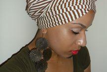 Head scarfs and turbans
