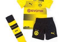 Dětské Fotbalové Dresy BVB Borussia Dortmund / Dětské fotbalové dresy BVB Borussia Dortmund levně. Dětský Dresy BVB Borussia Dortmund Domácí Dres/Venkovní Dres/Alternativní Dres/Dlouhý Rukáv s vlastním potiskem.