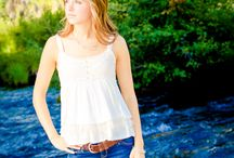 Young Ladies Style - senior pic edition / Style ideas for your senior photo session