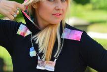 Inez Bohdanova Bortoliova aneb Martinez Czech Design / Autorská móda a šperk Inéz Bohdanová Bortoliová, česká značka Martinez, český design
