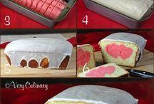 sürprizli kekler-pastalar