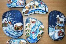 case pietra Natale