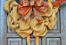 Door Dressing / Wreaths for all occasions